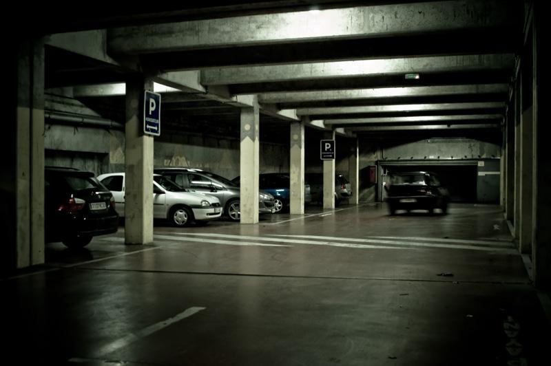 Une agression sexuelle dans le parking des Terreaux filmée