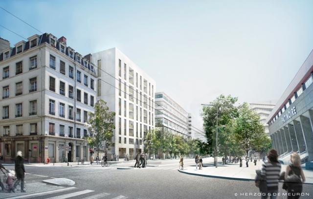 Confluence : huit nouveaux bâtiments pour démarrer la seconde phase