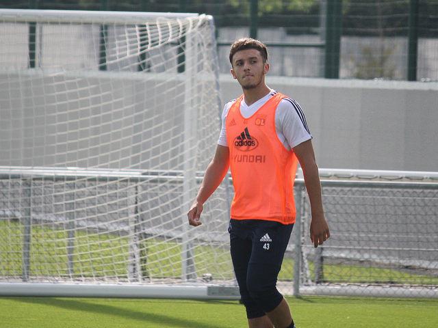 OL : Amine Gouiri de retour avec les U19