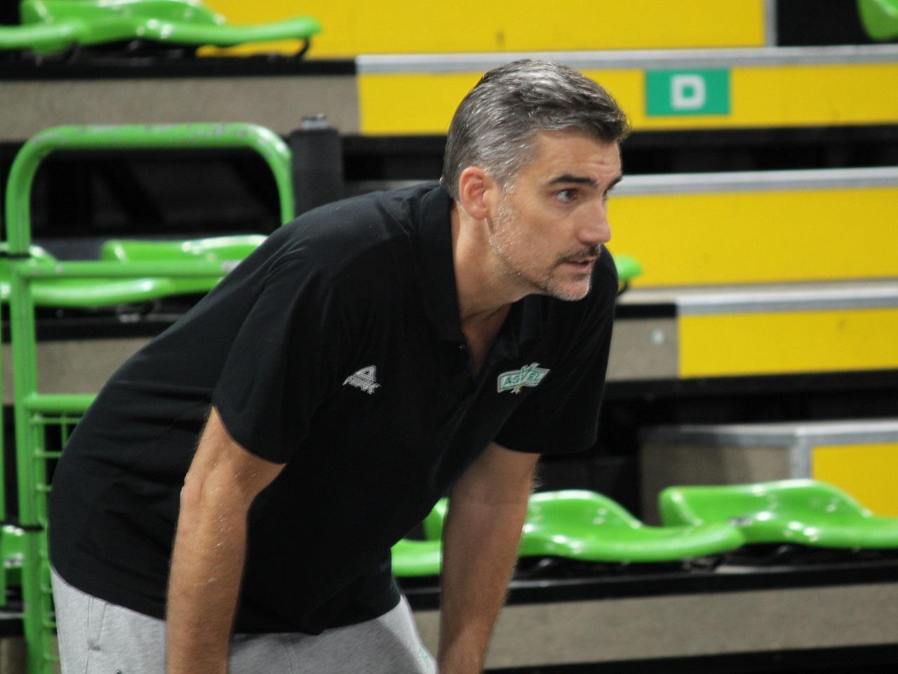 TJ Parker nouveau coach de l'Asvel