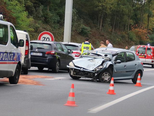 Sécurité routière : répression et sensibilisation pour réduire le nombre d'accidents dans le Rhône