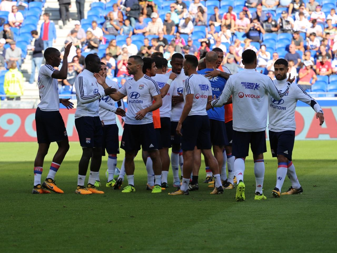 Génésio a pesté contre ses joueurs — Lyon