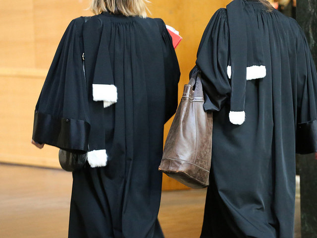 Les avocats du Barreau de Lyon contre l'audio-audience