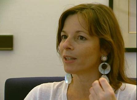 Présidentielle : la centriste Anne-Sophie Condemine se range derrière Hollande