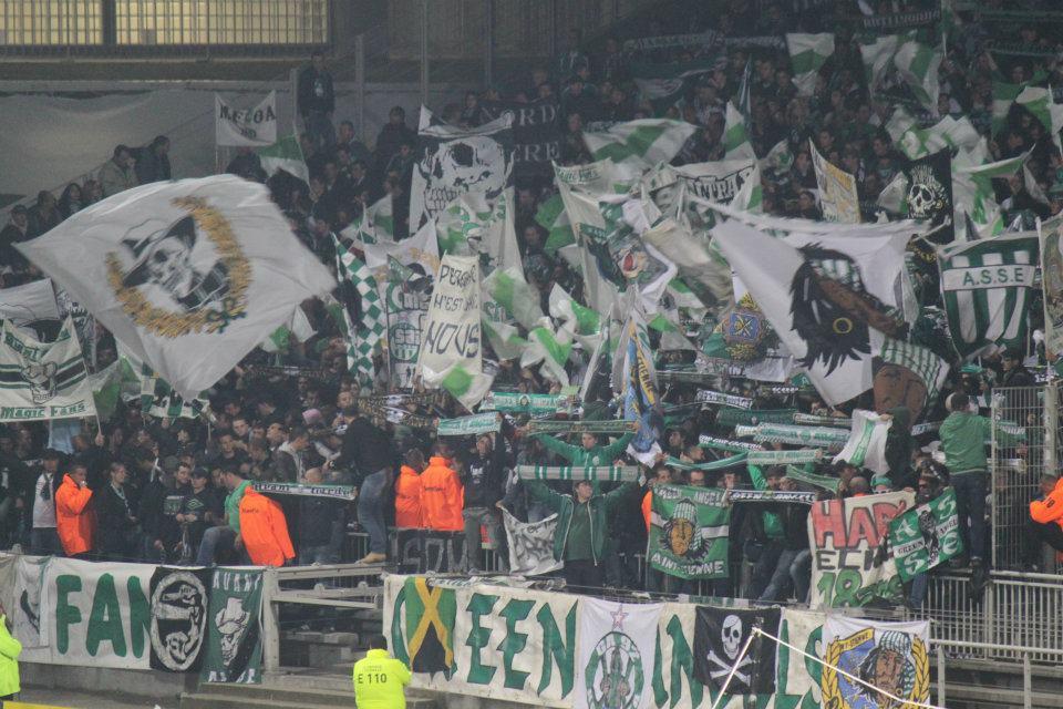 Derby : La délégation ASSE en nombre pour défendre la cause des supporters