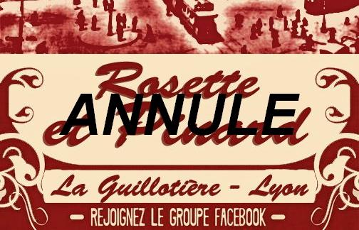 L'apéro Rosette et Pinard annulé à Lyon