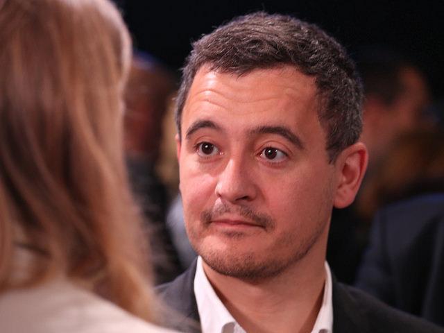 Gérald Darmanin en visite à Lyon pour évoquer le prélèvement à la source