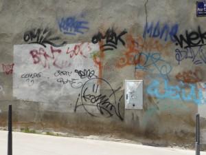 3 graffeurs comparaîtront bientôt devant le tribunal correctionnel de Lyon