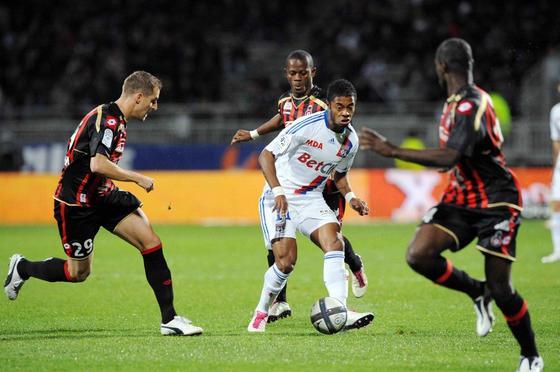 OL-Nice en tête d'affiche des 16e de finale de la Coupe de France