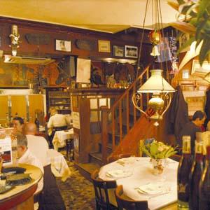 Le restaurant Chabert