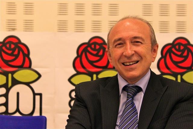 Pour Collomb, DSK doit d'abord « se reconstruire »