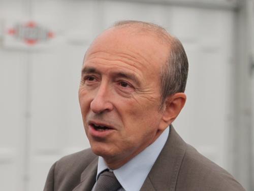 Gérard Collomb s'oppose à Christian Estrosi
