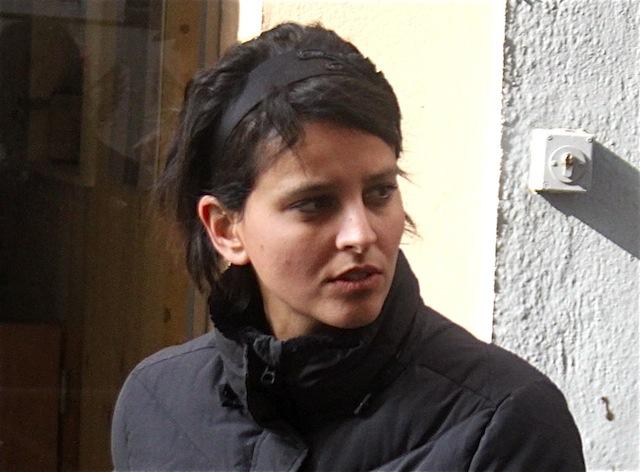 Cantonales : Najat Vallaud-Belkacem s'engage aux côtés de Walter Graci et Cécile Michaux