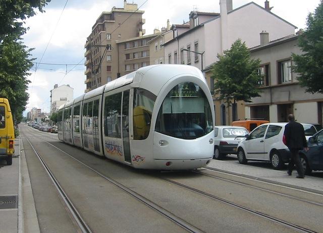 Le tramway T2 desservira Eurexpo