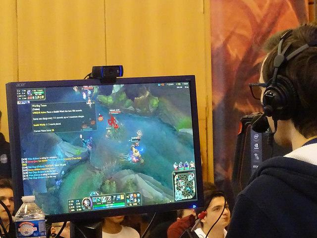 Un festival de jeux-vidéo se tiendra à Lyon le 22, 23 et 24 février