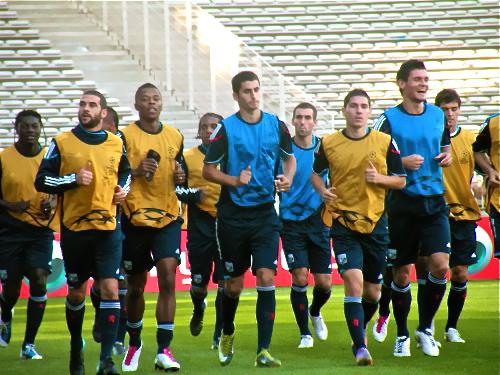 L'OL veut profiter de l'Europe pour lancer sa saison