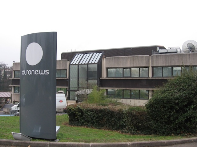 Euronews attendue à son tour à Confluence