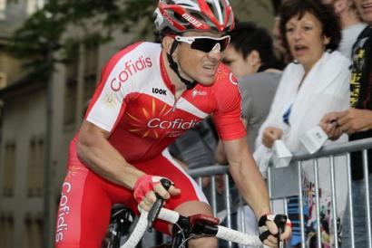 """Le Tour de France du Lyonnais Sam Dumoulin: """"de longues journées alors je tente !"""""""