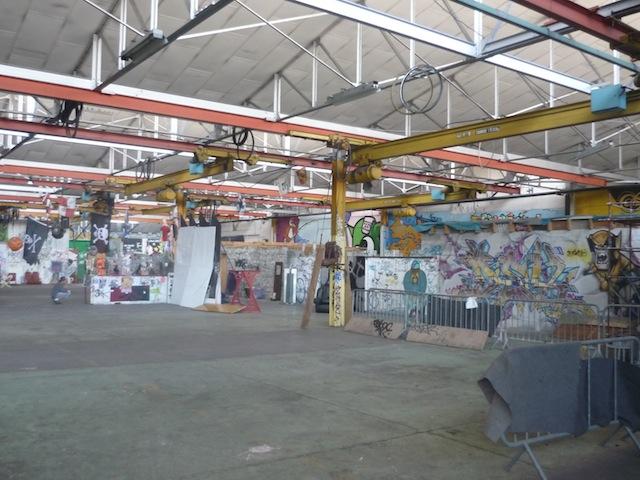 Beau succès pour le festival «Sortie d'usine 2» à la Friche