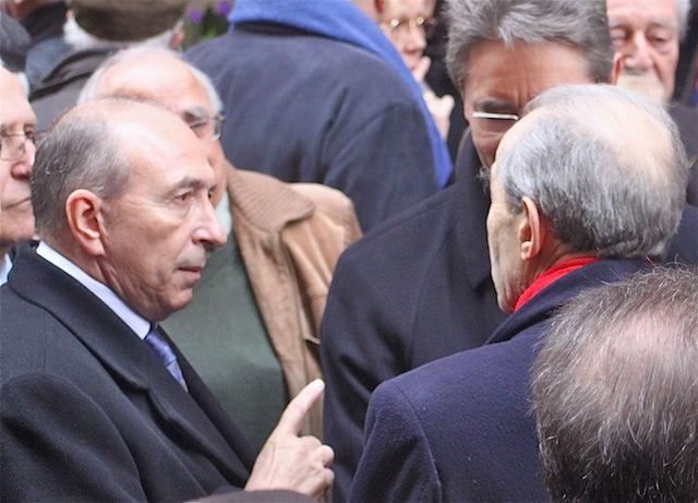 Génocide arménien : le Sénat vote sans Collomb
