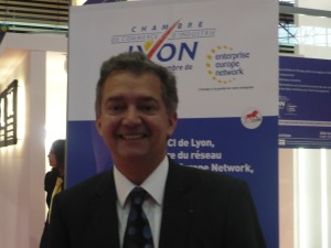 Guy Mathiolon : « Aujourd'hui, l'aéroport de Lyon marche bien »