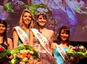 Rebecca Desnoyers élue Miss Lyon-Montchat 2010