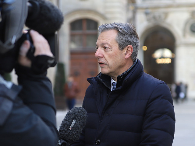 Le maire du 6ème arrondissement s'indigne de l'annonce de la fermeture du cours Lafayette à la circulation