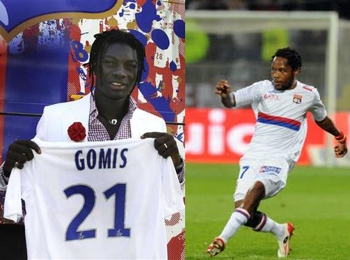 Makoun et Gomis partis pour rester