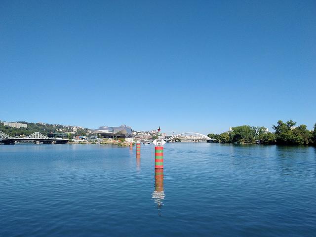 La navigation arrêtée sur le Rhône du 10 au 18 mars