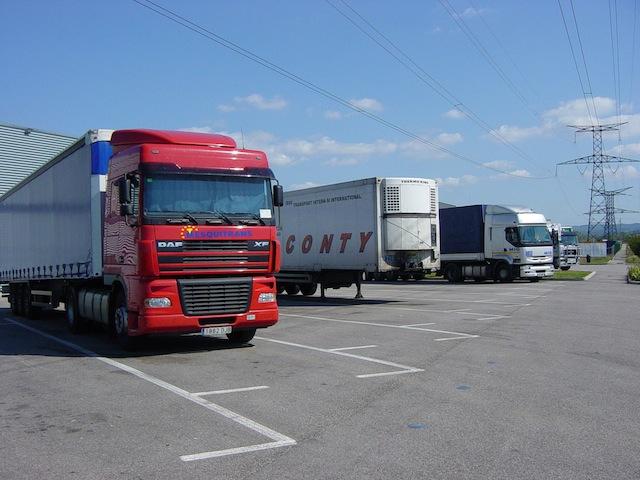 Lyon va tester un projet écologique pour les camions de livraison