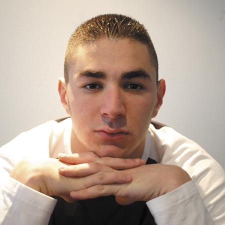 Karim Benzema joueur de l'année