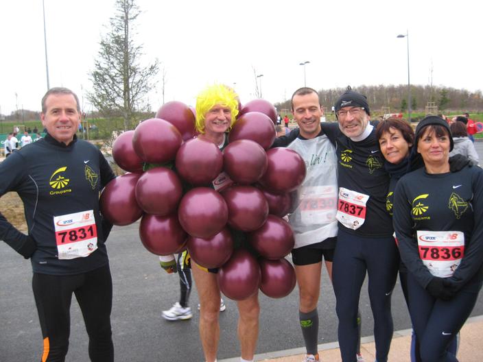 Beaujolais : le marathon en fête