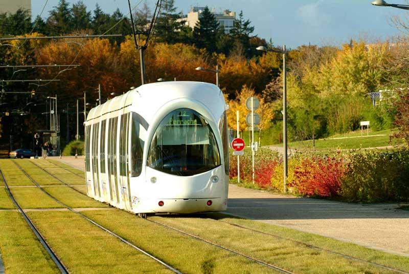 Eurexpo : les travaux du tramway T2 se poursuivent