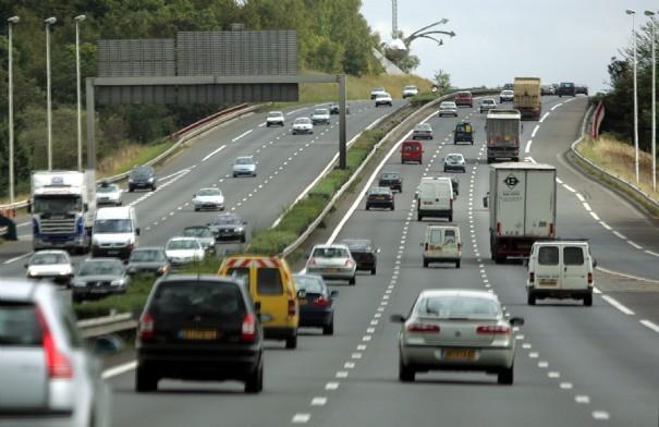 Un nouveau record de vitesse sur l'A40
