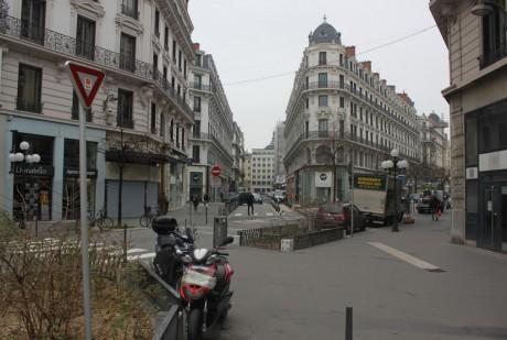 La rue Grolée - Lyonmag.com