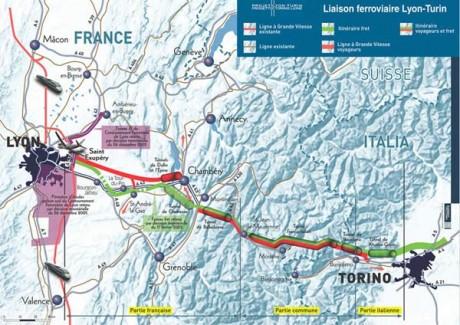 Ligne Lyon-Turin : les scénarios de financement par l'Etat français passés au crible