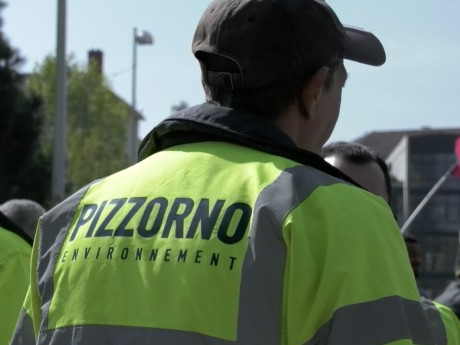 Pizzorno : le tribunal autorise la poursuite du piquet de grève