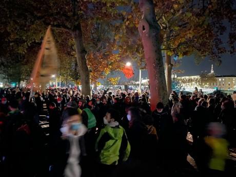 """Lyon: nouvelle manifestation contre la loi de """"Sécurité globale"""" ce samedi"""