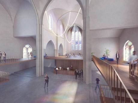 Rénovation de l'église Saint-Bernard : la Ville de Lyon assignée en justice