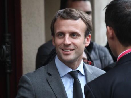 Présidentielles: Emmanuel Macron en meeting à Lyon le 4 février