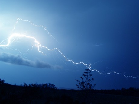 Le Beaujolais balayé par un orage de grêle
