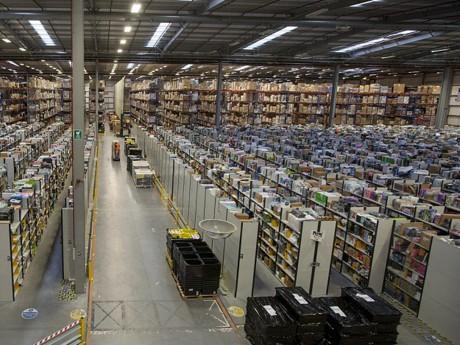 Futur entrepôt XXL d'Amazon: Barbara Pompilli souhaite un moratoire de 6 mois