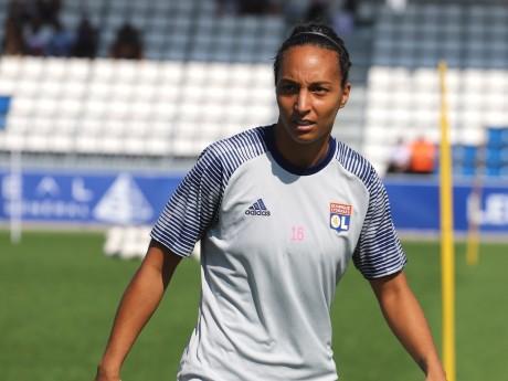 OL féminin: Sarah Bouhaddi veut faire une pause avec l'équipe de France