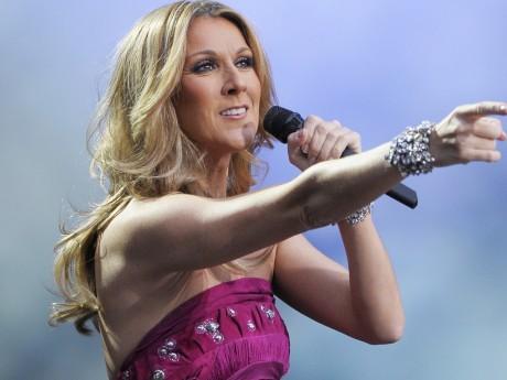Céline Dion à Lyon: c'est déjà complet!
