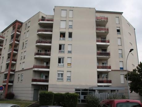 L'immeuble où s'est déroulé le double meurtre - Lyonmag.com
