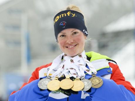 JO de Pyeongchang : Marie Dorin-Habert 27e de la poursuite
