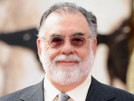 Francis Ford Coppola à Lyon pour recevoir le Prix Lumière 2019