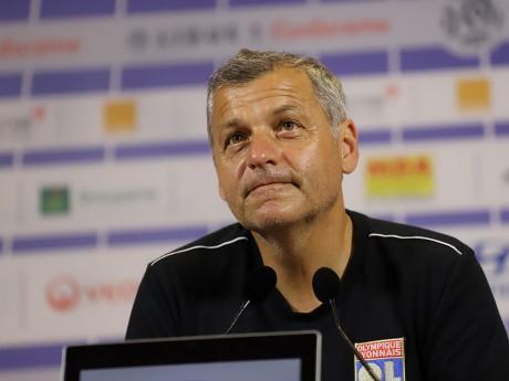 Un poste de directeur technique pour Bruno Génésio à l'OL ?