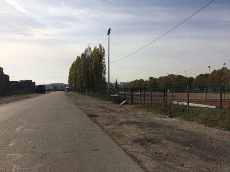 C'est le long de la rue Jean-Bouin que la victime a trouvé la mort - LyonMag