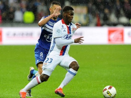 Jordy Gaspar (OL) signe à Monaco